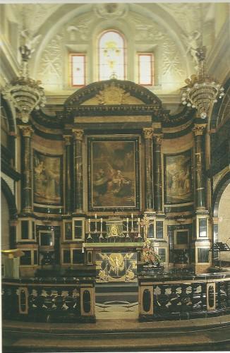 baroque savoyard,dominique peyre,robert soldo,église des jésuites de chambéry,chapelle du saint-suaire à turin,église du gesù à rome