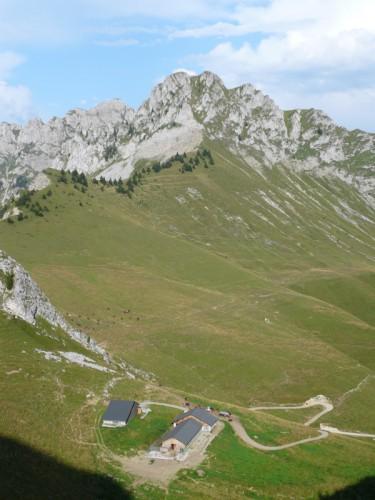 alpage, mémoire du chablais