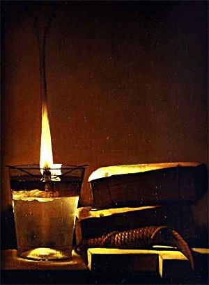 bernard lacroix, poésie, georges de la tour