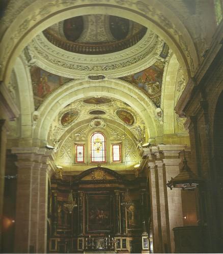 baroque savoyard, dominique peyre, église des jésuites de chambéry, chapelle du saint-suaire à turin, église du gesù à rome