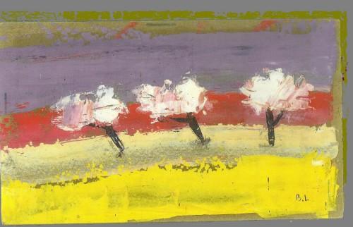 exposition des peintures de bernard lacroix,maison de retraite le verger de coudry,fessy