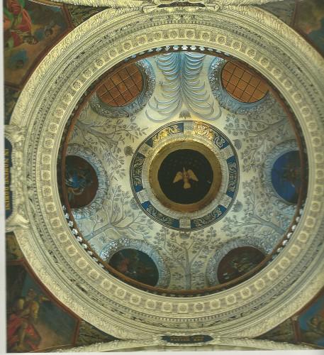 baroque savoyard,dominique peyre,église des jésuites de chambéry,chapelle du saint-suaire à turin,église du gesù à rome