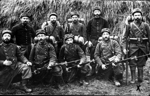poilus savoyards,guerre 14-18