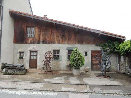 musée de fessy, ethnographie alpine, tradition et modernité, recup'art, alain livache,hubert le goff