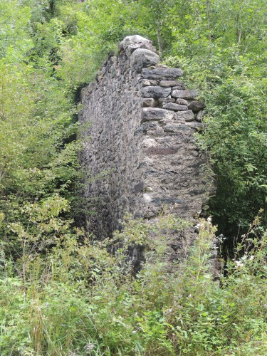 moulin des esserts, foron, baie d'excenevex