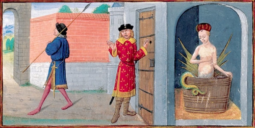 chateau de buffavent lully,légende de mélusine,duc louis 1er de savoie,anne de lusignan,françois de langin